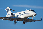 OY-SMS - Execujet Europa AS Bombardier BD-100 Challenger 350 series aircraft