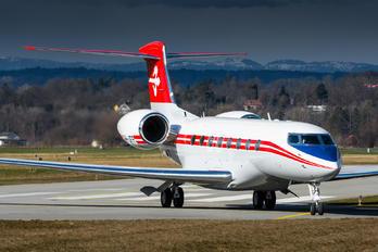 HB-JFP - Private Gulfstream Aerospace G650, G650ER