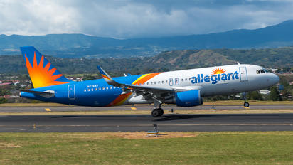 N276NV - Allegiant Air Airbus A320