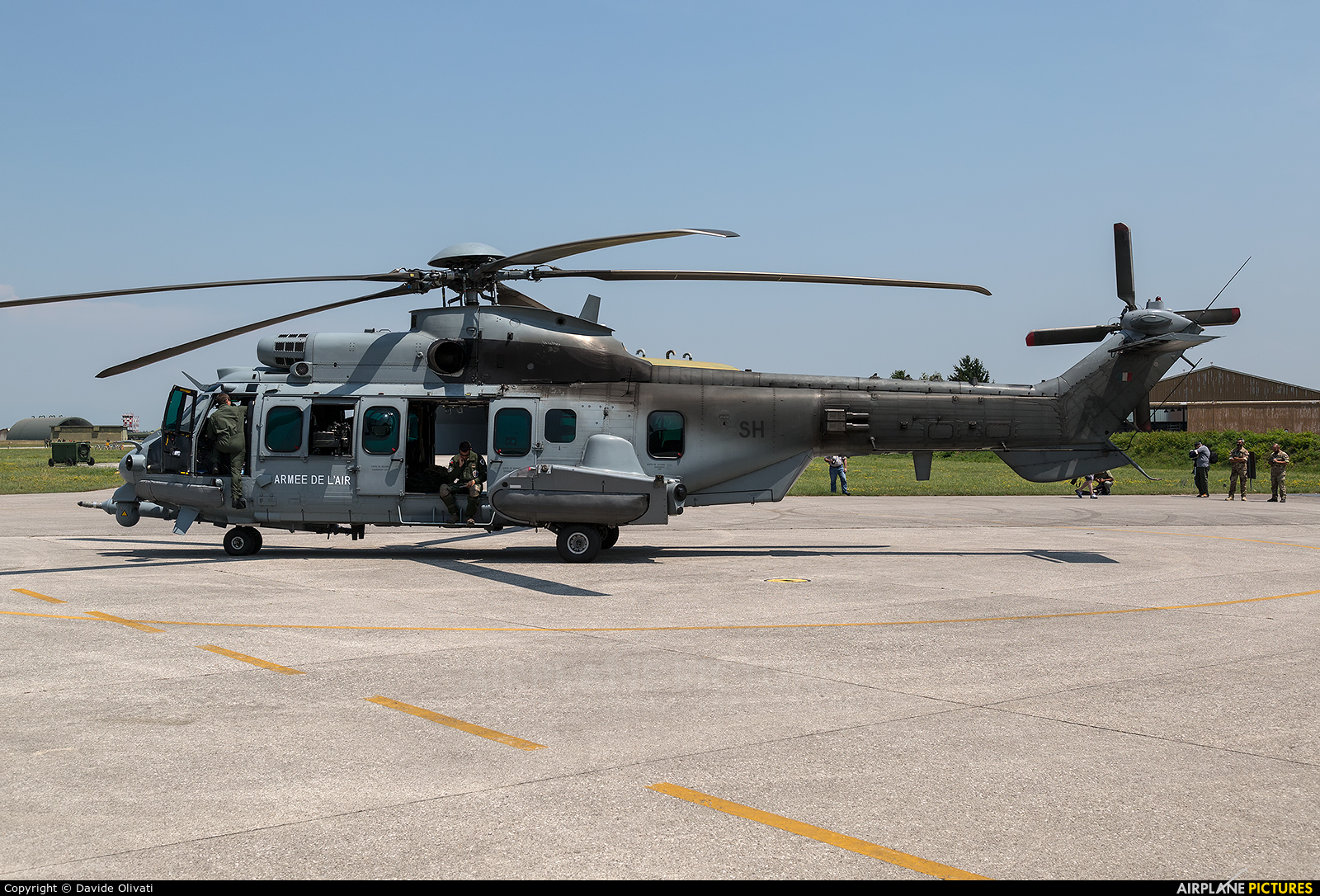 France - Army 2772 aircraft at Rivolto
