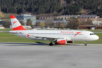 OE-LBW - Austrian Airlines/Arrows/Tyrolean Airbus A320