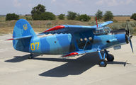 07 YELLOW - Ukraine - Navy Antonov An-2 aircraft
