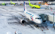 VQ-BTP - Ural Airlines Airbus A319 aircraft
