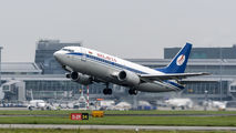 EW-407PA - Belavia Boeing 737-300 aircraft