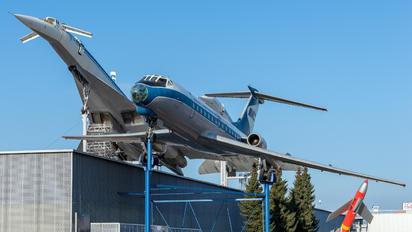 HA-LBH - Malev Tupolev Tu-134