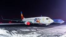 2-RTNA - FlyEgypt Boeing 737-86J aircraft