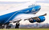 VP-BIN - Air Bridge Cargo Boeing 747-8F aircraft
