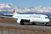 C-FRSA - Air Canada Boeing 787-9 Dreamliner aircraft