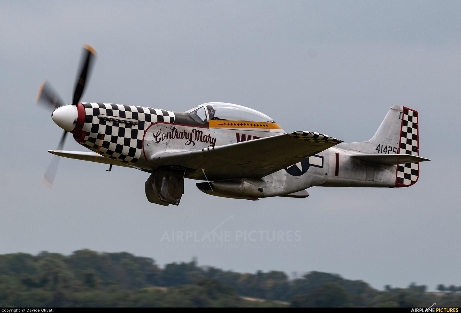 Private G-TFSI aircraft at Duxford