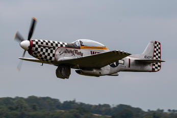 G-TFSI - Private North American TF-51D Mustang