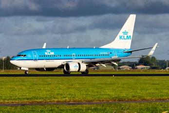 PH-BGQ - KLM Boeing 737-700