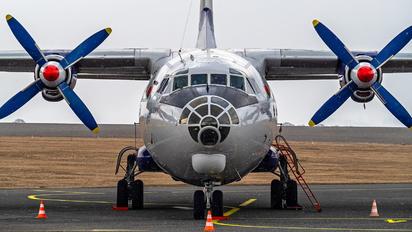 EW-484TI - Ruby Star Air Enterprise Antonov An-12 (all models)
