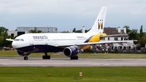 G-MONR - Monarch Airlines Airbus A300 aircraft