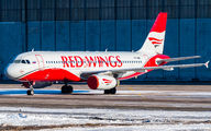 VP-BWW - Red Wings Airbus A320 aircraft