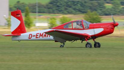 D-EMAH - Private Orličan L-40 Meta Sokol