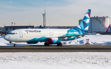 VQ-BBX - NordStar Airlines Boeing 737-800
