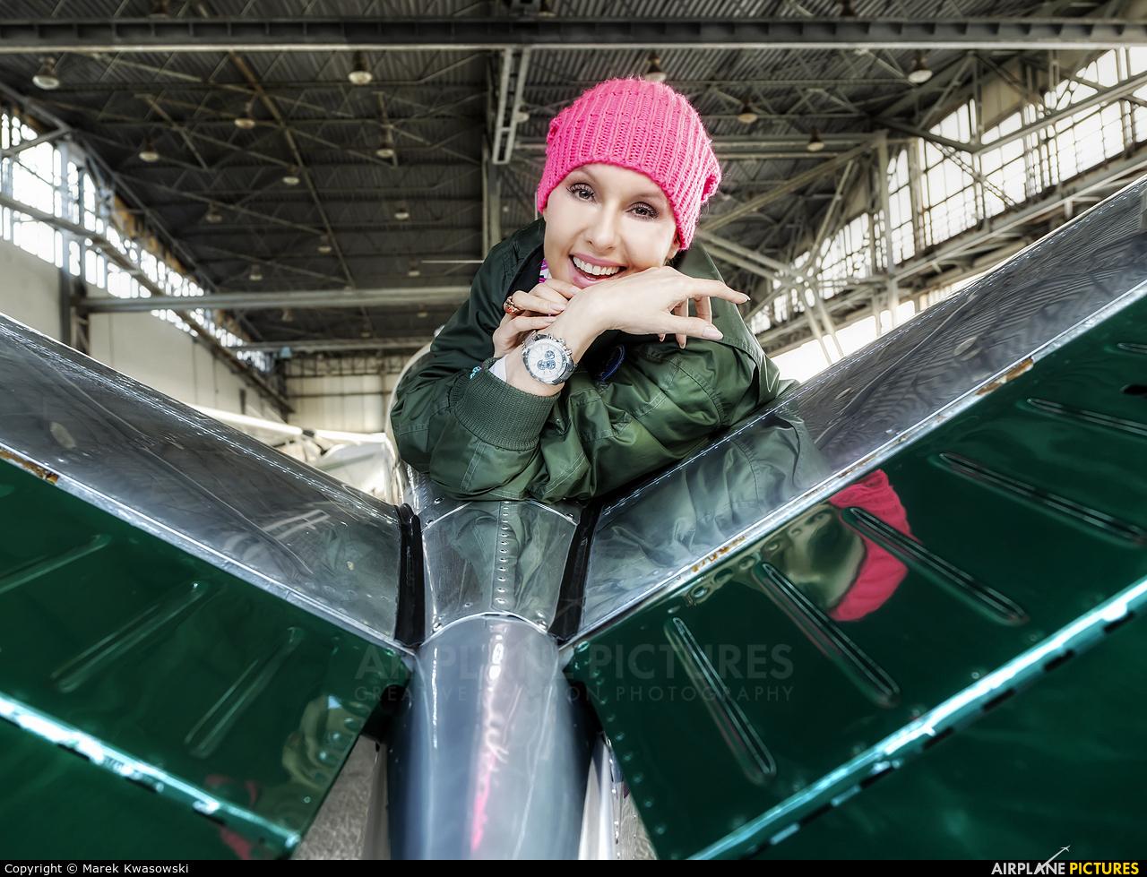 - Aviation Glamour N5159C aircraft at Warsaw - Babice