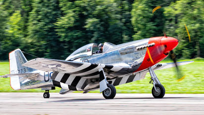 D-FPSI - Private North American P-51D Mustang