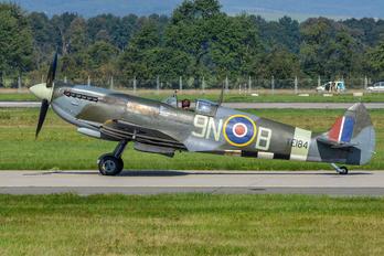 G-MXVI - Private Supermarine Spitfire