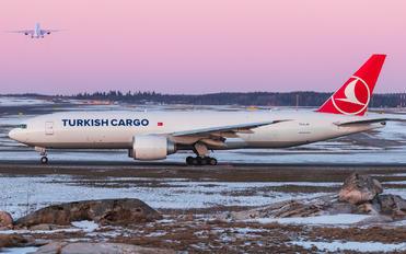 TC-LJR - Turkish Cargo Boeing 777F