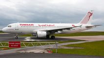 TS-IMH - Tunisair Airbus A320 aircraft