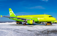 VP-BHK - S7 Airlines Airbus A319 aircraft