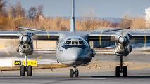 02 - Ukraine - Air Force Antonov An-26 (all models) aircraft