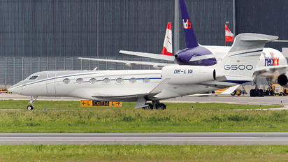 OE-LVA - MJet Aviation Gulfstream Aerospace G VII-G500