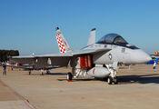 166805 - USA - Navy McDonnell Douglas F/A-18F Super Hornet aircraft