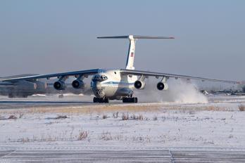 RF-78810 - Russia - Air Force Ilyushin Il-76 (all models)
