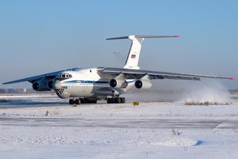 RF-76643 - Russia - Air Force Ilyushin Il-76 (all models)