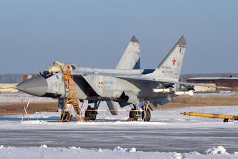 RF-90898 - Russia - Air Force Mikoyan-Gurevich MiG-31 (all models)