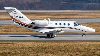 SP-CIT - Bartolini Air Cessna 525 CitationJet