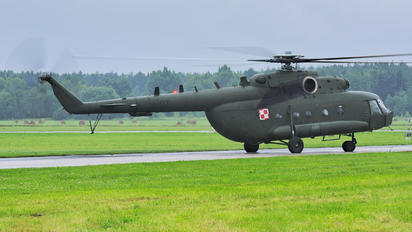 6107 - Poland - Army Mil Mi-17-1V