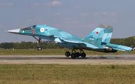 RF-92251 - Russia - Air Force Sukhoi Su-34 aircraft