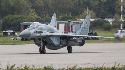 RF-92310 - Russia - Air Force Mikoyan-Gurevich MiG-29SMT