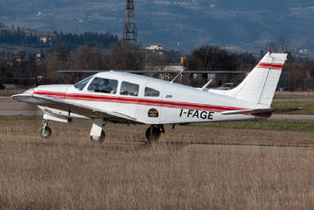 I-FAGE - Private Piper PA-28 Arrow