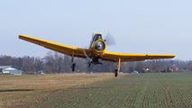OK-OJD - Agroair Zlín Aircraft Z-37A Čmelák aircraft