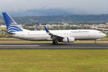 HP-1726CMP - Copa Airlines Boeing 737-800