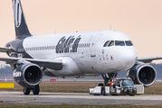 OE-IPA - GECAS Airbus A320 aircraft