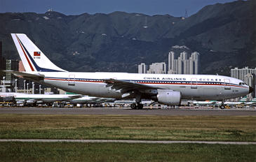 B-196 - China Airlines Airbus A300
