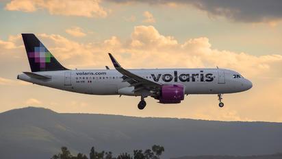 XA-VRI - Volaris Airbus A320 NEO