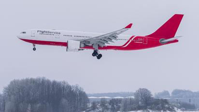 9H-MFS - Maleth-Aero Airbus A330-200