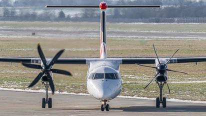 SP-EQI - euroLOT de Havilland Canada DHC-8-402Q Dash 8