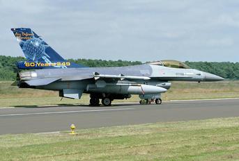 FA-106 - Belgium - Air Force General Dynamics F-16AM Fighting Falcon