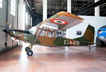 MM57272 - Italy - Army SIAI-Marchetti SM-1019A