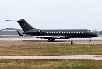 D-ACCF - MHS Aviation Bombardier BD-700 Global Express XRS