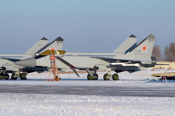 RF-92346 - Russia - Air Force Mikoyan-Gurevich MiG-31 (all models)