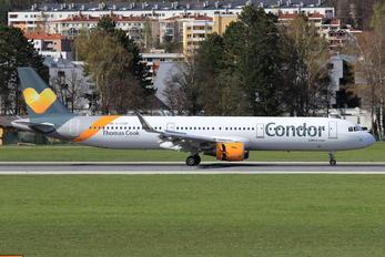 G-TCDP - Thomas Cook Airbus A321