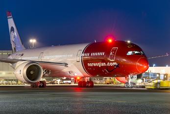 LN-LNI - Norwegian Long Haul Boeing 787-9 Dreamliner